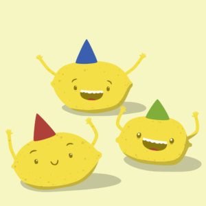 Lemon Party Cartoon